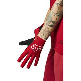 Fox Ranger Gloves Women, rojo